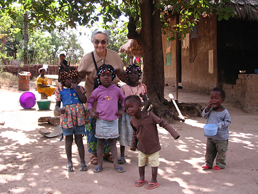 Comunidade em Guiné Bissau