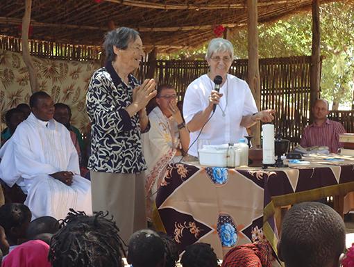 Comunidade em Moçambique