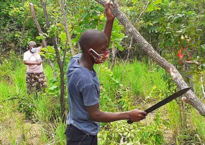 Missão em Cabo Delgado