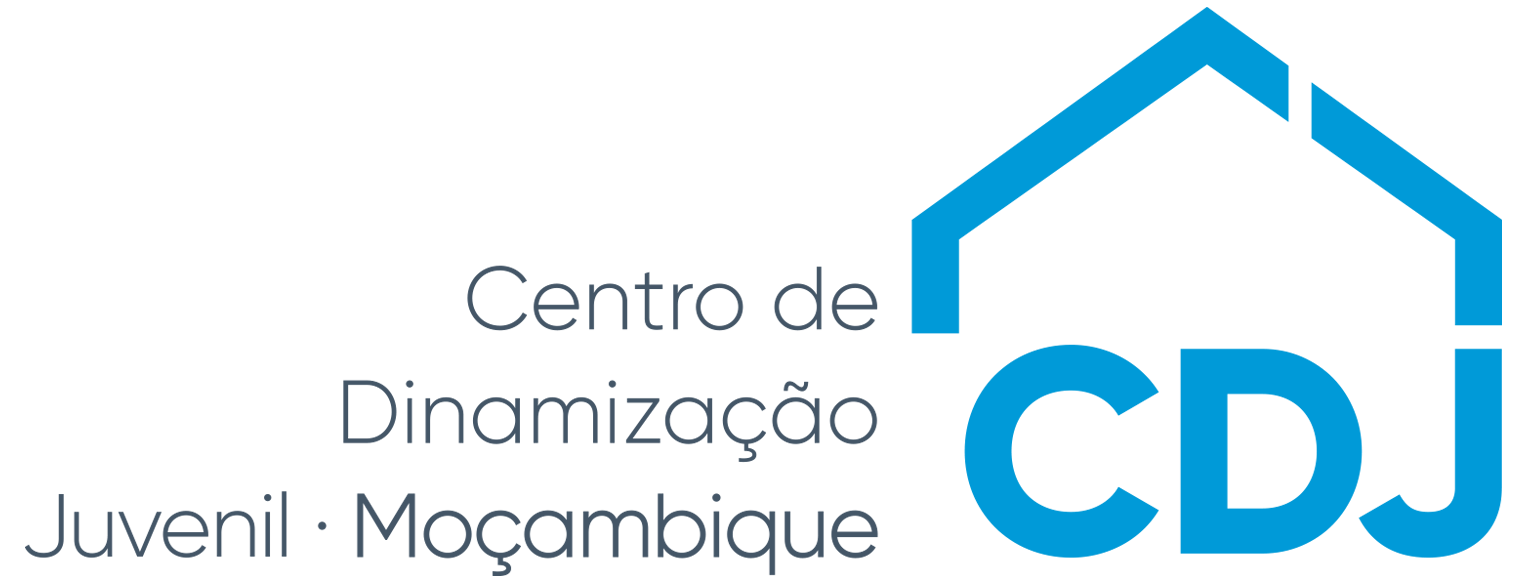 Logotipo CDJ Moçambique