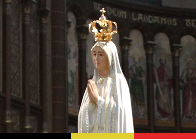 Festa de Nossa Senhora de Fátima – Bélgica